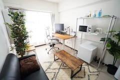 ⭐️光回線導入!⭐️<Proud Room名古屋>完全個室✨モニター/Wi-Fiあり!テレワーク/Web会議,面接