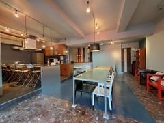 ソフィア西麻布3ルームセット【キッチンスペース+オープンスペース+ミーティングスペース】