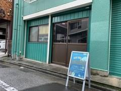 早稲田駅7分、外苑東通りすぐ側、フリースペース、1階、