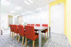 【Wi-Fi/有線LAN(光回線) 】完全個室/着席8名/五反田駅5分/新築,綺麗,清潔/飲食OK/有人管理で安心