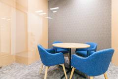 【テレワーク応援!】完全個室/着席4名/五反田駅5分/新築,綺麗,清潔/飲食OK/有人管理で安心