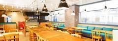 【豊洲】カフェレストラン!ママ会や誕生日会、セミナーやイベントにも!オシャレな空間で素敵なお時間を大人数で☆