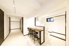 個人作業に集中したい方に最適!リモートワーク、作業部屋、おこもりスペースとしてご活用下さい。