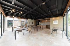 【カフェモデル】✨U-SPACE✨テレワークや一時的なオフィス利用に最適です♪無料Wi-Fi/延長コード/個室/つくば市/つくば駅/
