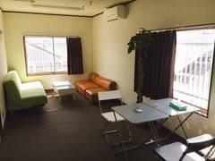 茨木市 初!のコワーキングスペース・レンタルスペース。作業・会議・貸切イベントなどに!
