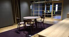 【名古屋コンファレンスホール(名駅)】Recruit Space(用途多彩な3つの面談スペースと待合スペース併設!)