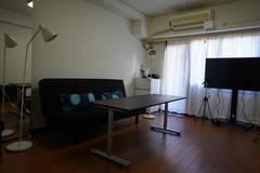 【811Place渋谷】多目的スペース・Netflix・FireTV・エステ・整体・会議・撮影