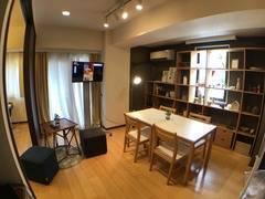 【BAMBOO代官山スペース】完全個室のため、会議やセミナー、研修、など幅広い用途で利用可