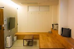 浅草駅徒歩6分の好立地!最大6人収容の客室個室スペース