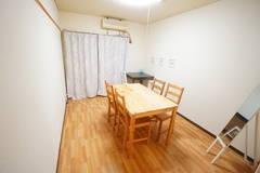 <大阪日本橋ミニマルオフィス>日本橋駅徒歩2分!完全個室⭐️換気可能✨テレワーク/Web会議,面接