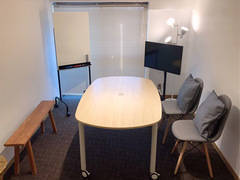 【自由が丘駅 徒歩3分】ゆったり過ごせるデザイナーズ貸し会議室♪GL JIYUGAOKA meeting room☆★Wi-Fi無料♪ミーティング、テレワーク、パーティー、個人レッスン等にどうぞ♪