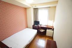 <ミニマルワークスペース福山No.3>福山ターミナルホテルの1室♪Wi-Fi無料/テレワーク/Web会議