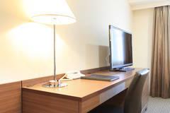 ~ベッセルイン札幌中島公園 スタンダードツインルーム~ Wi-Fi無料・Zoom会議・静かな個室・<中島公園駅から徒歩2分>