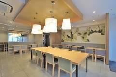 長堀橋駅より徒歩1分‼最大着席可能人数20名のオープンスペース(コワーキングスペースなど利用可)