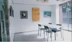 京阪三条駅・地下鉄三条京阪駅から徒歩2分!ブティックホテルの会議室貸切で高速Wi-Fi無料・Zoom会議・打ち合わせ~ATOホテル C室~