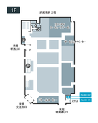 イトーヨーカドー 武蔵境店 40-01