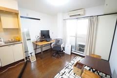 <淡路ミニマルオフィス111>完全個室✨モニター/LEDライトあり!テレワーク/Web会議,面接