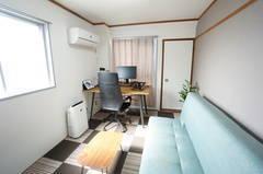 <塚本ミニマルオフィス>完全個室✨モニター/光Wi-Fiあり!テレワーク/Web会議,面接