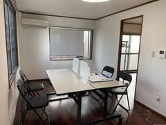 広島市西区東観音 貸し会議室 打ち合わせ、デスクワーク、撮影などに
