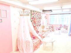【スタジオ フラワーベア】リニューアルオープン割引中!可愛くて上品な空間!撮影会やオフ会、女子会などにも!24時間利用可!毎回清掃点検実施で綺麗!