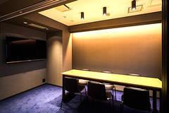 四ツ谷駅徒歩2分☆モダンでシックな【ニューショーヘイ会議室】ミーティング♪会議サークル♪毎回清掃