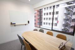 【三軒茶屋駅 三茶パティオ口 徒歩2分】Wi-Fi無料!綺麗なお部屋でミーティングやコワーキングスペースとしてご利用頂けます!当日予約可能です。