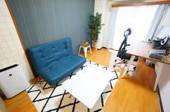 <八王子ミニマルオフィス303>完全個室✨モニター/Wi-Fiあり!テレワーク/Web会議,面接
