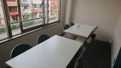 【平日600円/1時間】池袋C2出口 徒歩2分 小会議室(3F) wifi、ホワイトボード付き