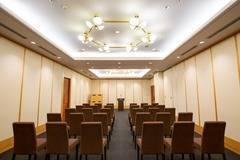 【薬院大通駅徒歩3分】シティホテル内の高級感あるレンタルスペース