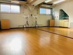【高田馬場駅1分】都内最安級! ダンススタジオですが、会議室・サロン・ヨガにも◎、高速光WIFI有り、換気可!