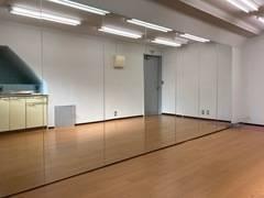 【高田馬場駅1分】都内最安級! ダンススタジオですが、会議・ヨガ・サロンにもOK、WIFI有り、換気可・綺麗・清潔!