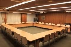 第1会議室 ☆会議やセミナー等にご利用ください☆(通常時 収容人数 ロの字33名・スクール45名)