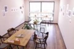 千葉県八千代市 レンタルスペース アートカフェ猪野商店 2Fルーム