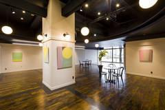 アパホテル富士中央1階【ポートホール】広さ132㎡ 多目的イベントスペース。