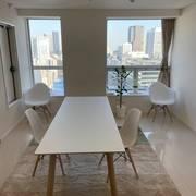 麻布十番駅3分。完全個室、東京タワービュー、本格コーヒー1杯提供