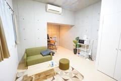 <ミニマルオフィス栄>完全個室✨モニター/光Wi-Fiあり!テレワーク/Web会議,面接/撮影