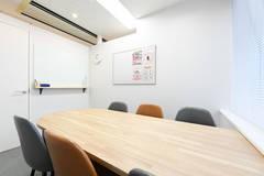 【上野御徒町駅A7出口直結】Wi-Fi無料!綺麗なお部屋でミーティングやコワーキングスペースとしてご利用頂けます!当日予約可能です。