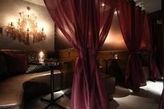 【恵比寿駅 徒歩2分】落ち着いた雰囲気の半個室ワークスペース★♪VT~Violet Tiger~恵比寿店 ワークスペース1☆★飲料水無料です♪