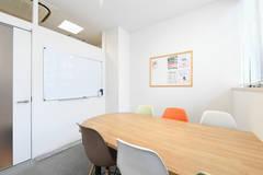 【飯田橋駅B3出口より徒歩2分】Wi-Fi無料!綺麗なお部屋でミーティングやコワーキングスペースとしてご利用頂けます!当日予約可能です。