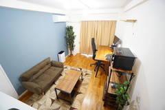 <八王子ミニマルオフィス202>完全個室✨モニター/Wi-Fiあり!テレワーク/Web会議,面接