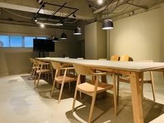 【会議室:8名~12名】東京 北品川駅 徒歩3分!ミーティングスペースやお打ち合わせ等で利用可能!