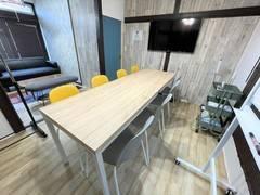 COCODE初台【ROOM1】お手軽会議室☆テレワーク・撮影等☆地域最安値級