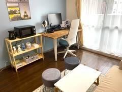 <名駅2丁目ミニマルオフィス303>完全個室✨モニター/Wi-Fiあり!テレワーク/リモートワーク/Web会議,面接/撮影