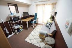<ひふみミニマルオフィス403>完全個室✨モニター/Wi-Fiあり!テレワーク/Web会議,面接