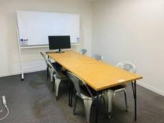 【会議室3】有楽町駅 徒歩1分/ミーティングスペース(6名~8名)