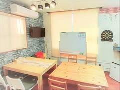 松戸駅徒歩7分/一軒家貸切型レンタルスペース/会議・セミナー・Web面談などのビジネス利用から、パーティー・撮影・サロン・料理など多目的に使えます!