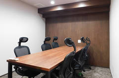 【武蔵溝ノ口駅徒歩3分】6名用会議室#Wi-Fi#フリードリンク#ホワイトボード#コンシェルジュ