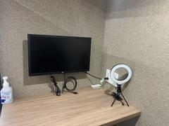 新宿駅徒歩1分!完全個室!テレワーク!WEB会議!Wi-Fi・電源完備!デザイナーズスペース!RemoteBOX【No.6】