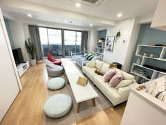 NEW【LD ROOMs 秋葉原】秋葉原駅から徒歩3分の新築のお部屋、最大15人収容、大人気TVゲーム完備