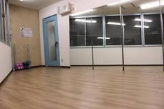 【北浦和駅3分】5名まで利用可能 ダンススタジオ